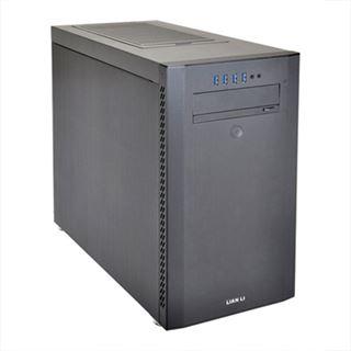 Lian Li PC-A51B Midi Tower ohne Netzteil schwarz