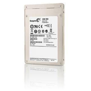 "400GB Seagate 1200 SSD 2.5"" (6.4cm) SAS 12Gb/s MLC (ST400FM0053)"