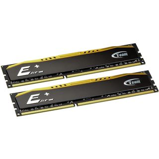 8GB TeamGroup Elite Plus Series DDR3-1600 DIMM CL11 Dual Kit