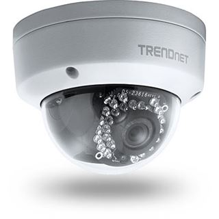 Trendnet Outdoor POE 3MP Dome Tag/Nacht