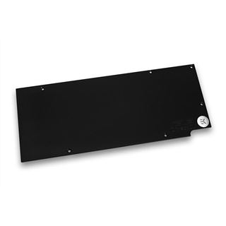 EK Water Blocks EK-FC R9-290X DCII Backplate Backplate für Grafikkarten (3831109868768 )