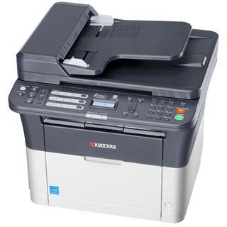 Kyocera Ecosys FS-1320MFP S/W Laser Drucken/Scannen/Kopieren/Faxen USB 2.0