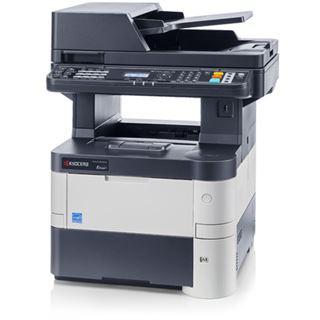 Kyocera Ecosys M3540dn S/W Laser Drucken/Scannen/Kopieren/Faxen Cardreader/LAN/USB 2.0