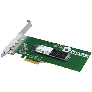 512GB Plextor M6e Add-In PCIe 2.0 x2 10Gb/s MLC Toggle (PX-AG512M6E)