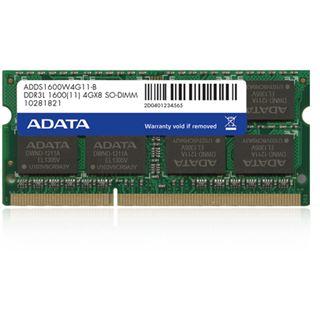 4GB ADATA Premier Series DDR3L-1600 SO-DIMM CL11 Single