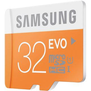 32 GB Samsung EVO microSDHC UHS-I Retail