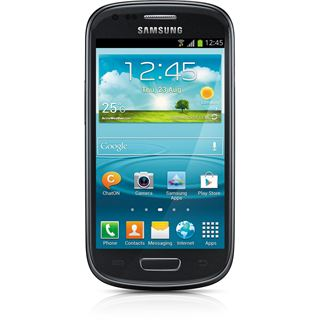 Samsung Galaxy S3 Mini VE I8200 8 GB schwarz