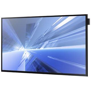 "32"" (81,28cm) Samsung DB32D schwarz 1920x1080 1xComposite/1xKomponenten (BNC)/DVI-D/HDMI/VGA"