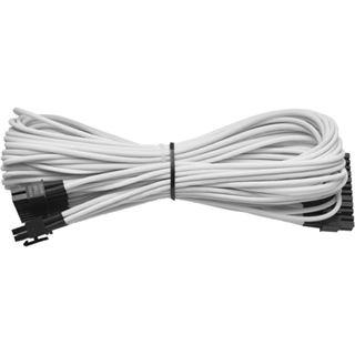 Corsair 61 cm weißes Kabel für 24-Pin ATX (CP-8920074)
