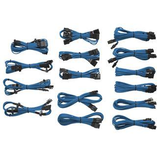 Corsair AX/AXi/CXM/HX/TX-M blaues Kabelkit für Netzteile (CP-8920046)