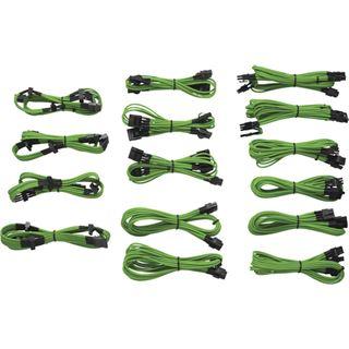 Corsair AX/AXi/CXM/HX/TX-M grünes Kabelkit für Netzteile (CP-8920047)