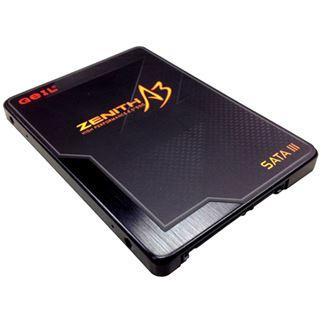 "240GB GeIL Zenith A3 2.5"" (6.4cm) SATA 6Gb/s MLC (GZ25A3-240G)"