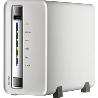 QNAP VS-2104L Netzwerkvideorekorder 2 Bay
