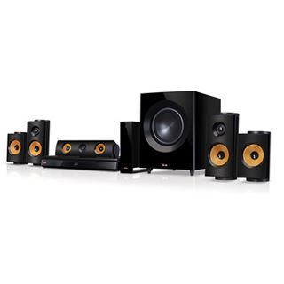 LG Electronics BW 3D Blu-ray-Heimkino-System BH7240BW