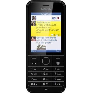 Nokia 220 Dual SIM schwarz