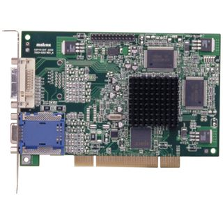 32MB Matrox G450 Passiv PCI (Retail)