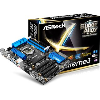 ASRock Z97 Extreme3 Intel Z97 So.1150 Dual Channel DDR3 ATX Retail