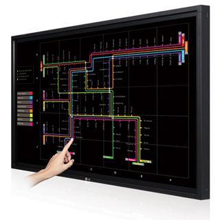 "47"" (119,38cm) LG Electronics 47WT30 schwarz 1920x1080 1xDP/1xDVI/1xComposite/1xHDMI 1.3/1xKomponenten (BNC)"