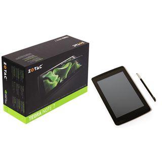 """7.0"""" (17,78cm) ZOTAC Tegra Note 7 WiFi/Bluetooth V4.0/GPS 16GB schwarz"""