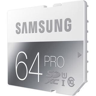 64 GB Samsung Pro SDXC UHS-I Retail