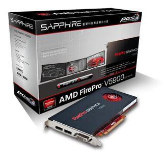 2048MB Sapphire FirePro 3D V5900 Aktiv PCIe 2.1 x16 (Retail)