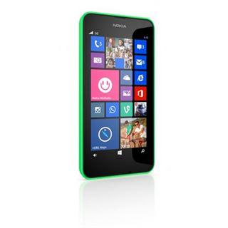 Nokia Lumia 630 8 GB grün