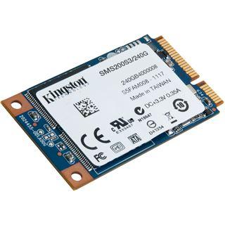 240GB Kingston mS200 mSATA 6Gb/s MLC (SMS200S3/240G)