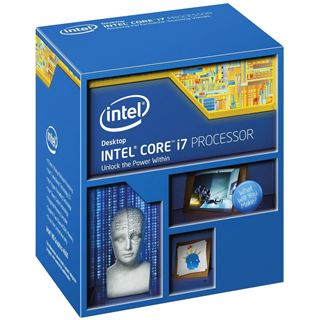 Intel Core i7 4790K 4x 4.00GHz So.1150 BOX