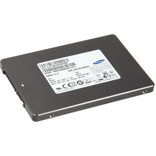 "128GB Samsung PM851 bulk 2.5"" (6.4cm) SATA 6Gb/s TLC Toggle (MZ7TE128HMGR-000)"
