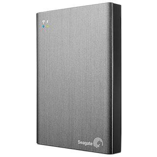 """2000GB Seagate Wireless Plus STCV2000200 2.5"""" (6.4cm) USB 3.0/WLAN grau"""