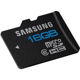 16 GB Samsung microSDHC Class 6 Bulk