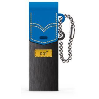 8 GB PQI Connect 301 blau USB 3.0