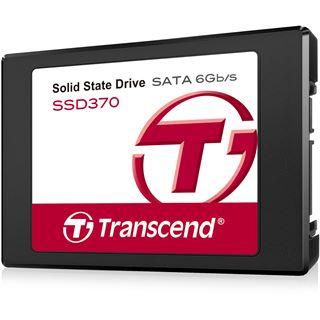 """32GB Transcend SSD370 2.5"""" (6.4cm) SATA 6Gb/s MLC (TS32GSSD370)"""