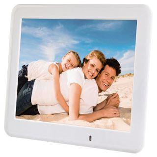 Hama Digitaler Bilderrahmen Ultra-Slim, 20,32 cm (8,0), Weiß