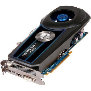 3072MB HIS Radeon R9 280 IceQ OC Aktiv PCIe 3.0 x16 (Retail)