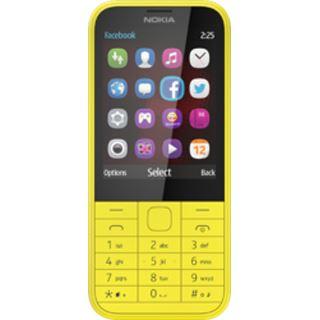 Nokia 225 Dual SIM gelb