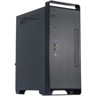 Chieftec Elox BT-04B-U3 Mini-ITX 250 Watt schwarz
