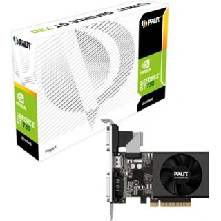 2GB Palit GeForce GT 730 Aktiv PCIe 2.0 x16 (Retail)