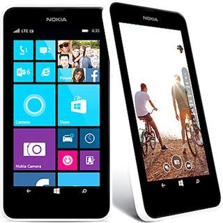 Nokia Lumia 635 8 GB weiß