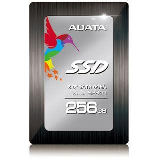 """256GB ADATA Premier SP610 2.5"""" (6.4cm) SATA 6Gb/s MLC synchron (ASP610SS3-256GM-C)"""