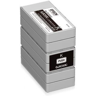 Epson GJIC5(K) Tintenpatrone schwarz