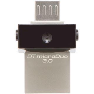 32 GB Kingston DataTraveler microDuo schwarz USB 3.0