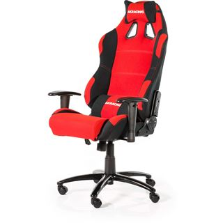 AKRacing Prime Gaming Chair - rot/schwarz