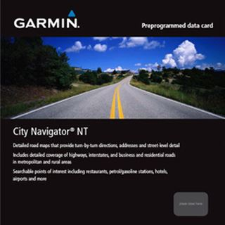 Garmin Straßenkarte North America NT - Canada SD/SD Card