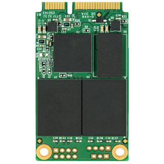 16GB Transcend Industrial MSA370 Module mSATA 6Gb/s MLC (TS16GMSA370)