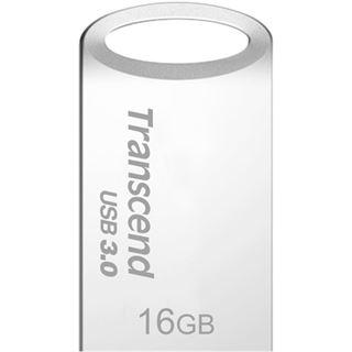 16 GB Transcend JetFlash 710S silber USB 3.0