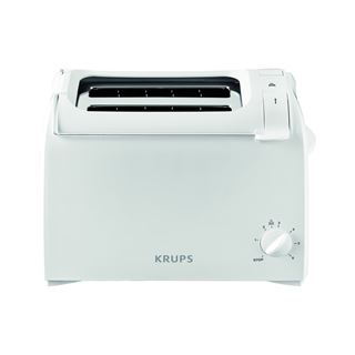 Krups Toaster ProAroma KH 1511 weiß