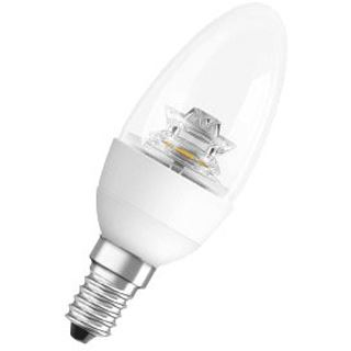 Osram LED Star Classic B 40 6.5W/827 CS Klar E14 A+