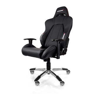 AKRacing Premium V2 Gaming Chair - schwarz/schwarz