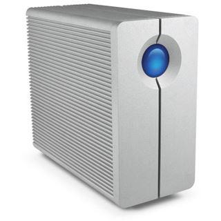 "10000GB LaCie 2big Quadra 9000495 3.5"" (8.9cm) 2x Firewire 800/USB 3.0 grau"
